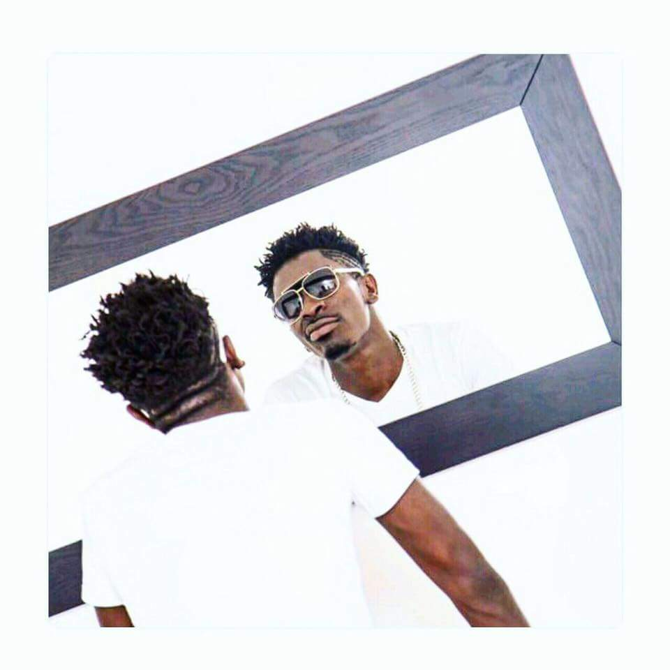 Shatta Wale – Be Afraid (Prod. by Gold Up Music)