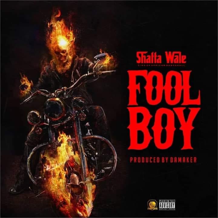 DOWNLOAD MP3 : Shatta Wale – Fool Boy (Bufalo Diss)