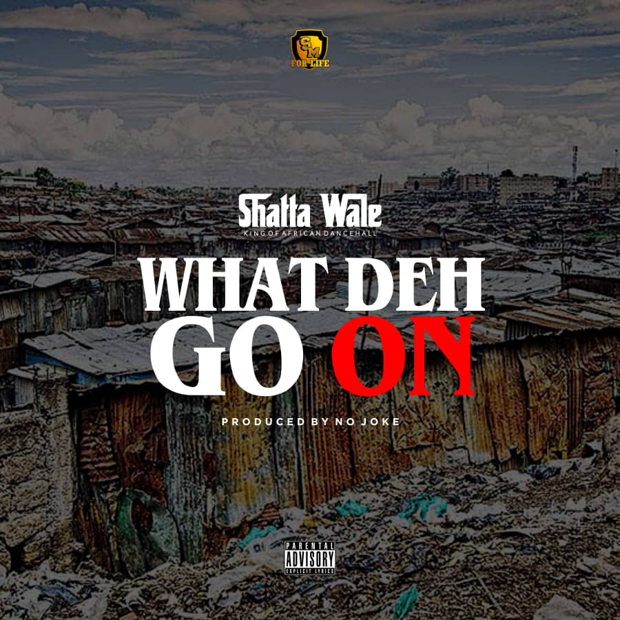 DOWNLOAD MP3 : Shatta Wale – What Dey Go On