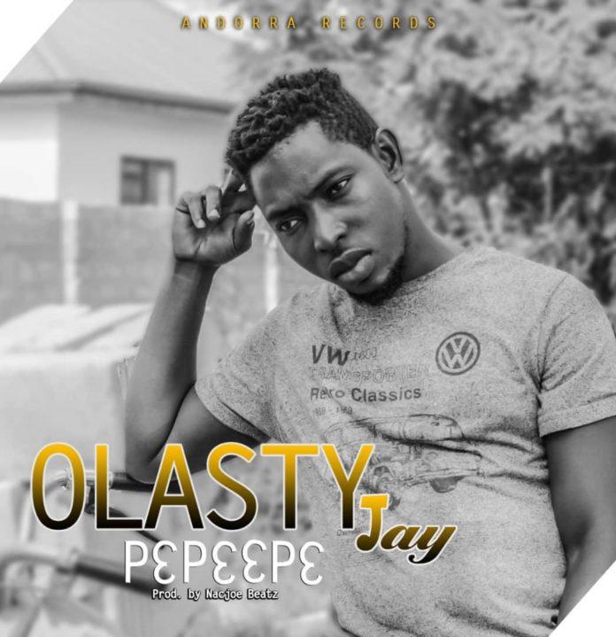 Alasty Jay - P3p33p3 (Prod By NacJoe Beatz)