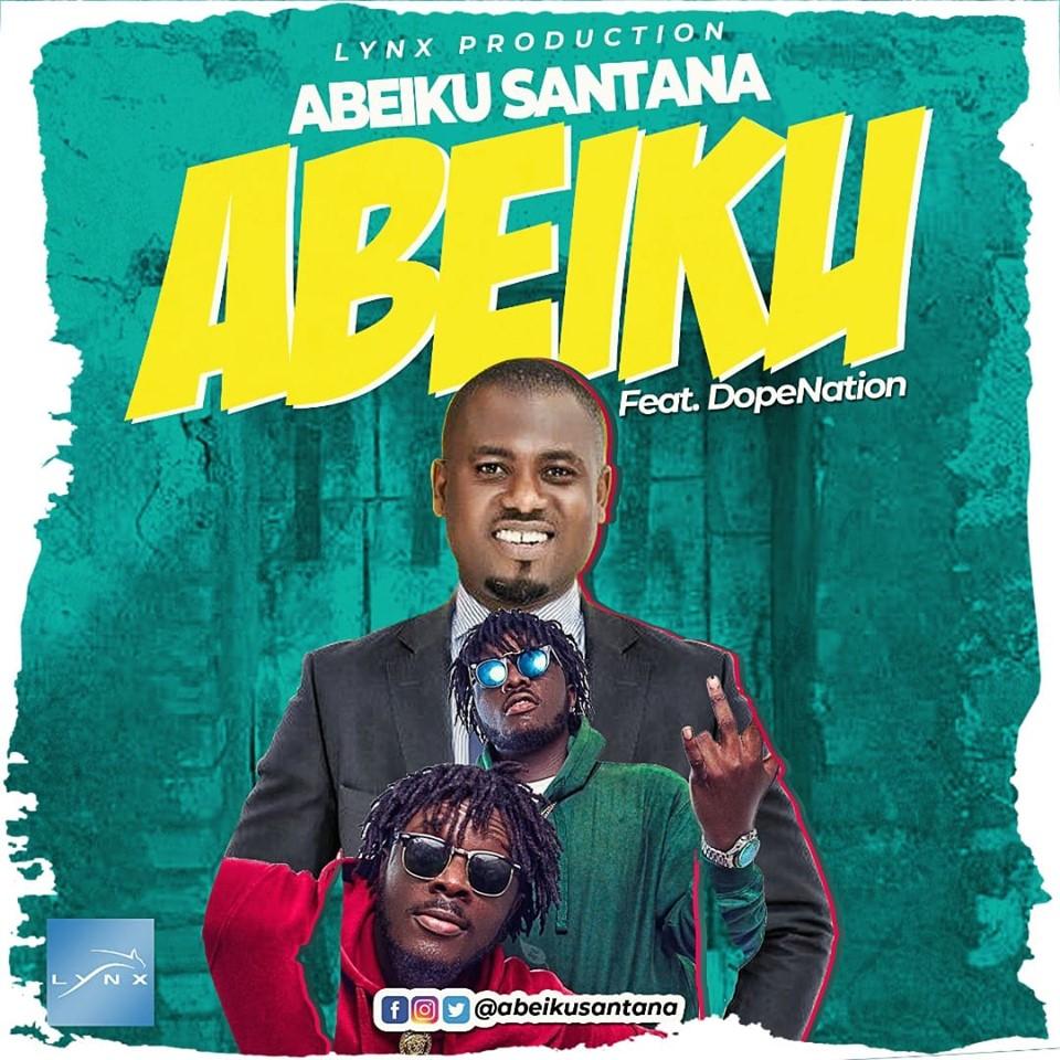 DOWNLOAD MP3 : Abeiku Santana ft. DopeNation – Abeiku
