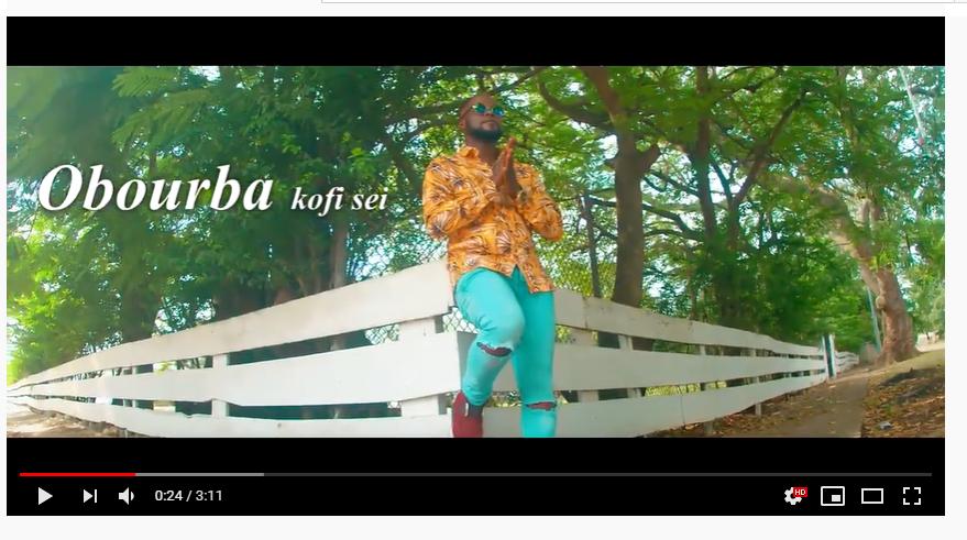 Obuoba Kofi Sei - 3fa Woho Ben (Prod. By Danny Beatz)