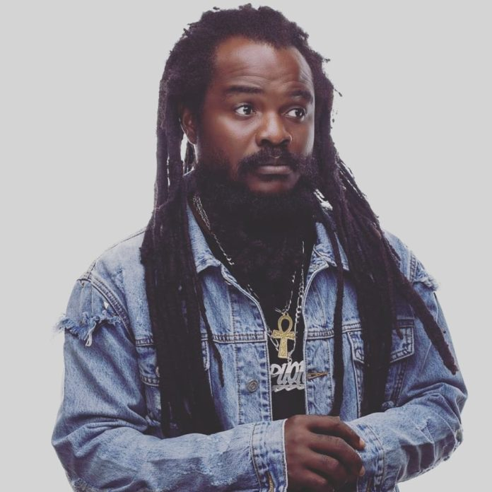 Ras Kuuku ft. MzVee – My Holy Girl