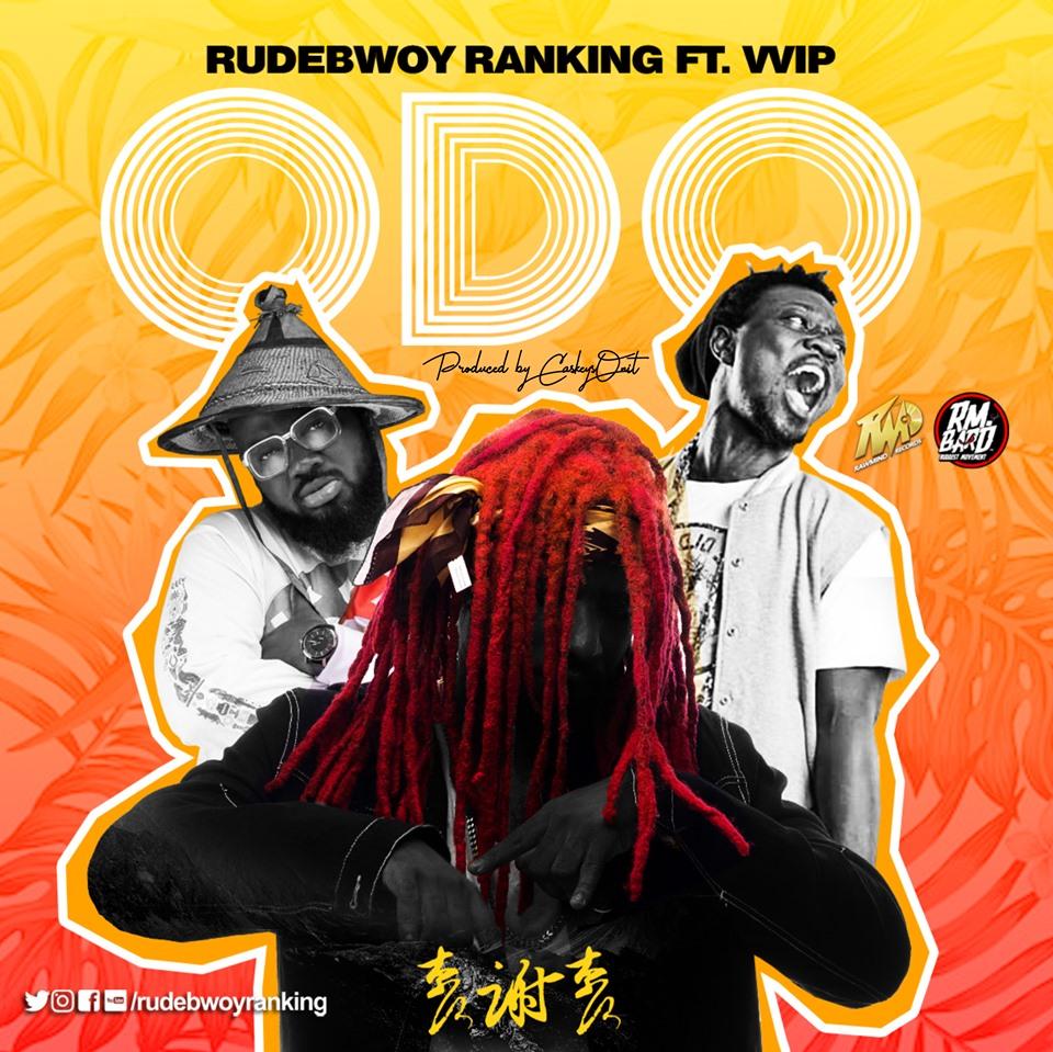 DOWNLOAD MP3 : Rudebwoy Ranking Ft VVIP – Odo