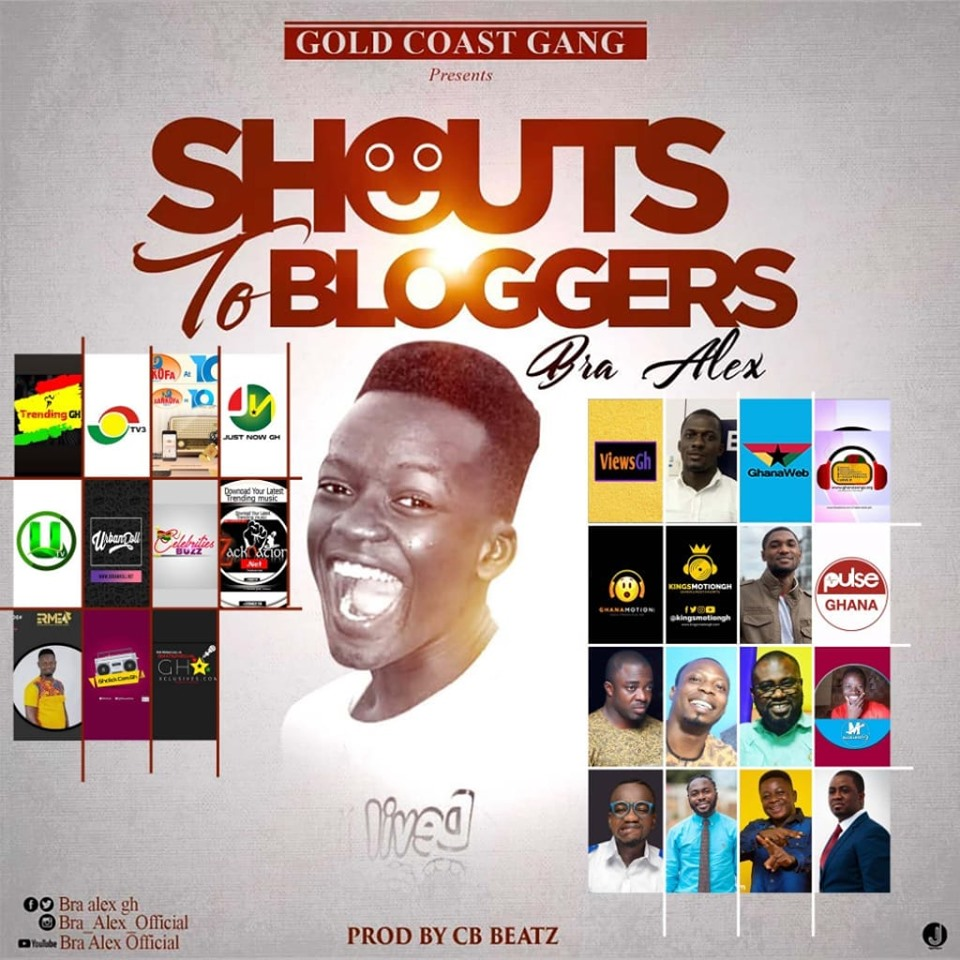 Bra Alex - Shout's Out to Bloggers (Freestyle)
