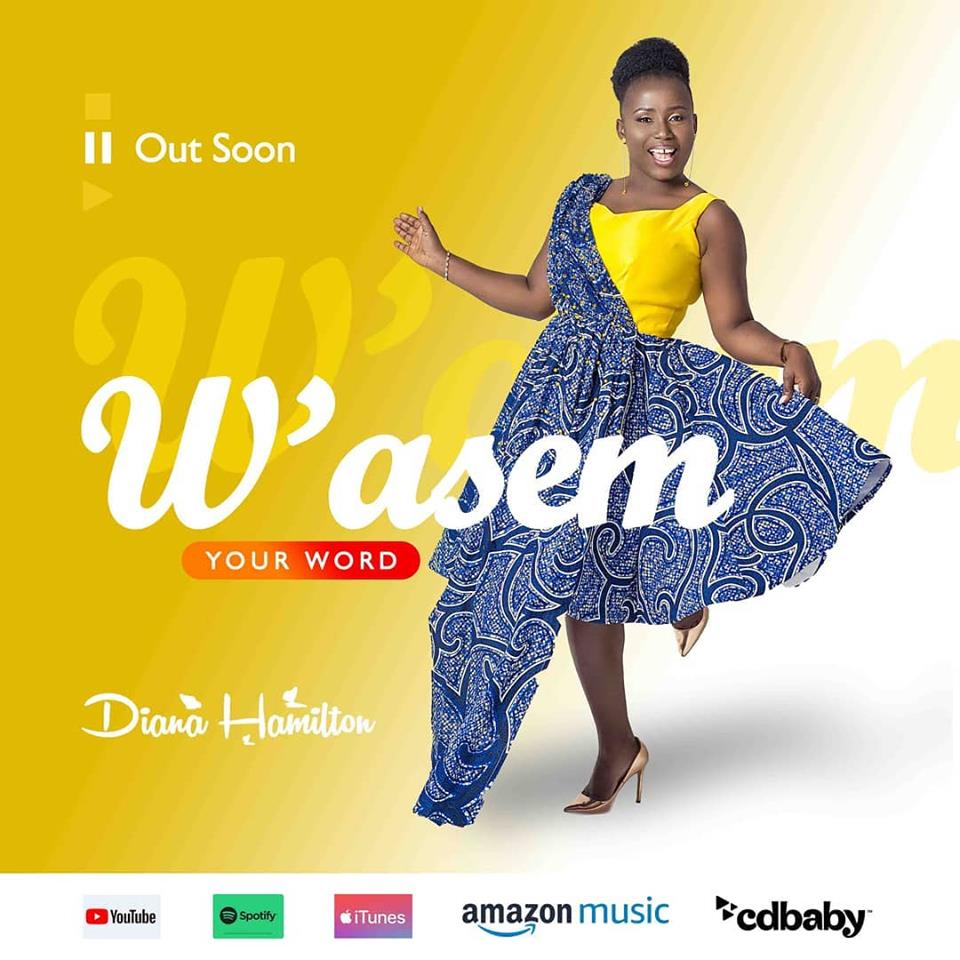 DOWNLOAD MP3 : Diana Hamilton – Wasem (Your Word)