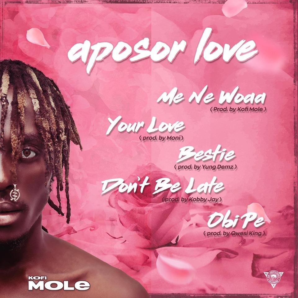 Kofi Mole – Bestie