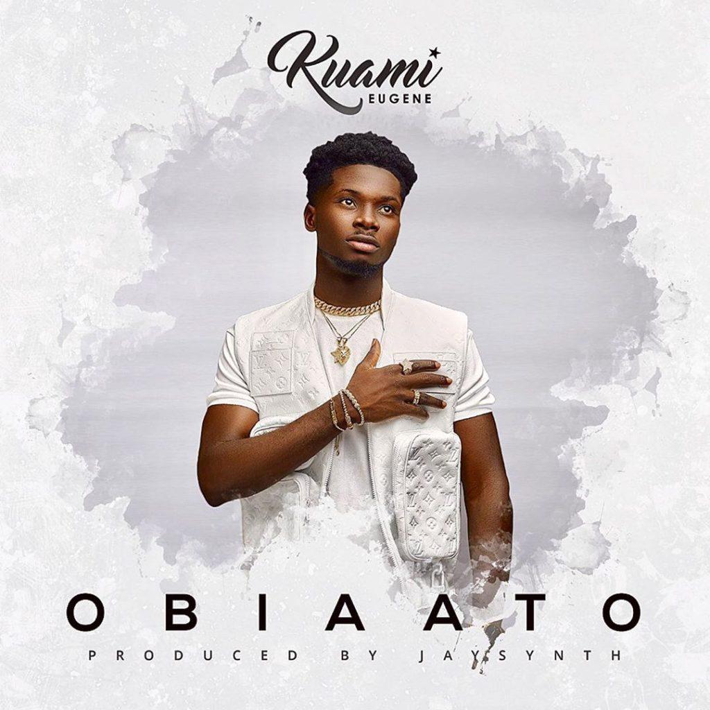 DOWNLOAD MP3 : Kuami Eugene – Obiaato