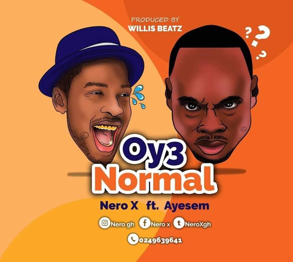 Nero X Ft. Ayesem – Oy3 Normal