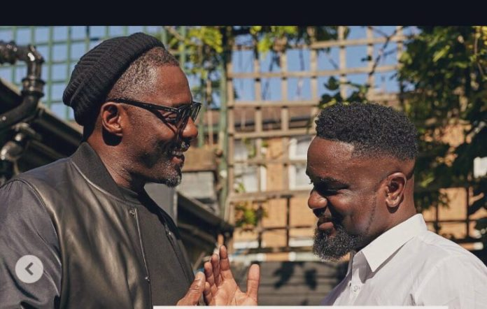 Sarkodie – Party and Bullshit ft Idris Elba and Donae'O