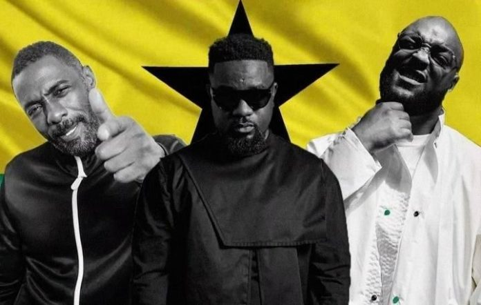 Sarkodie - Party and Bullshit