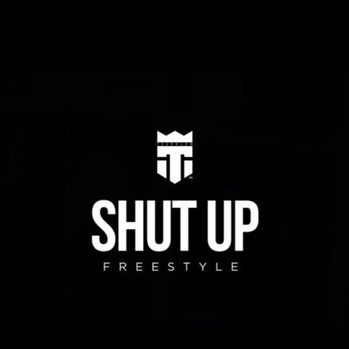 TeePhlow - Shut Up Freestyle (BlaqBonez Cover) (Explicit)