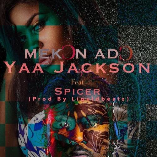 Yaa Jackson - Mekon Ado ft Spicer