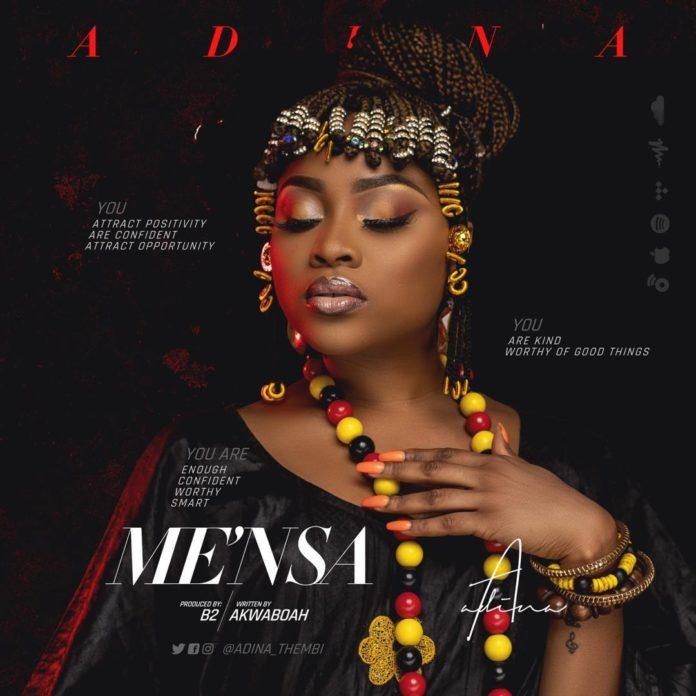 Adina - Me'Nsa (Prod By B2)