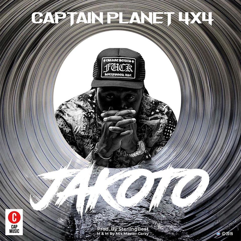 Captain Planet (4×4) – Jakoto