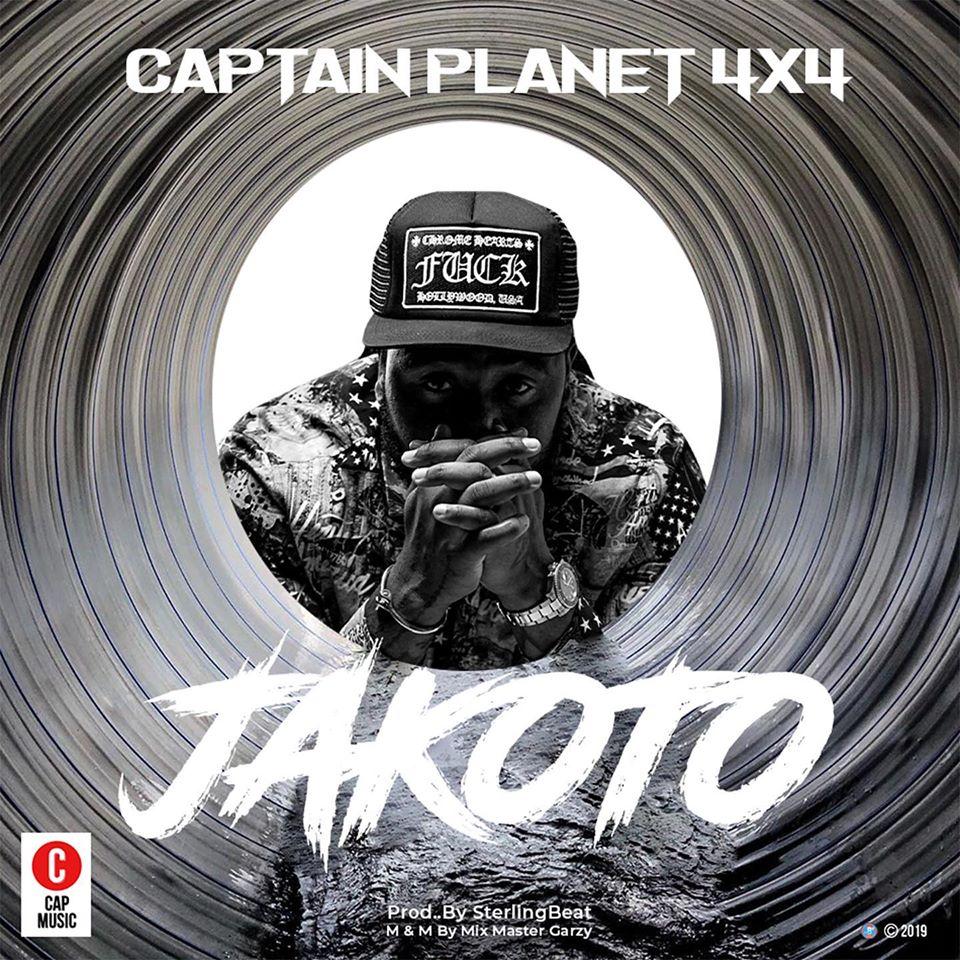 Captain Planet (4×4) – Jakoto