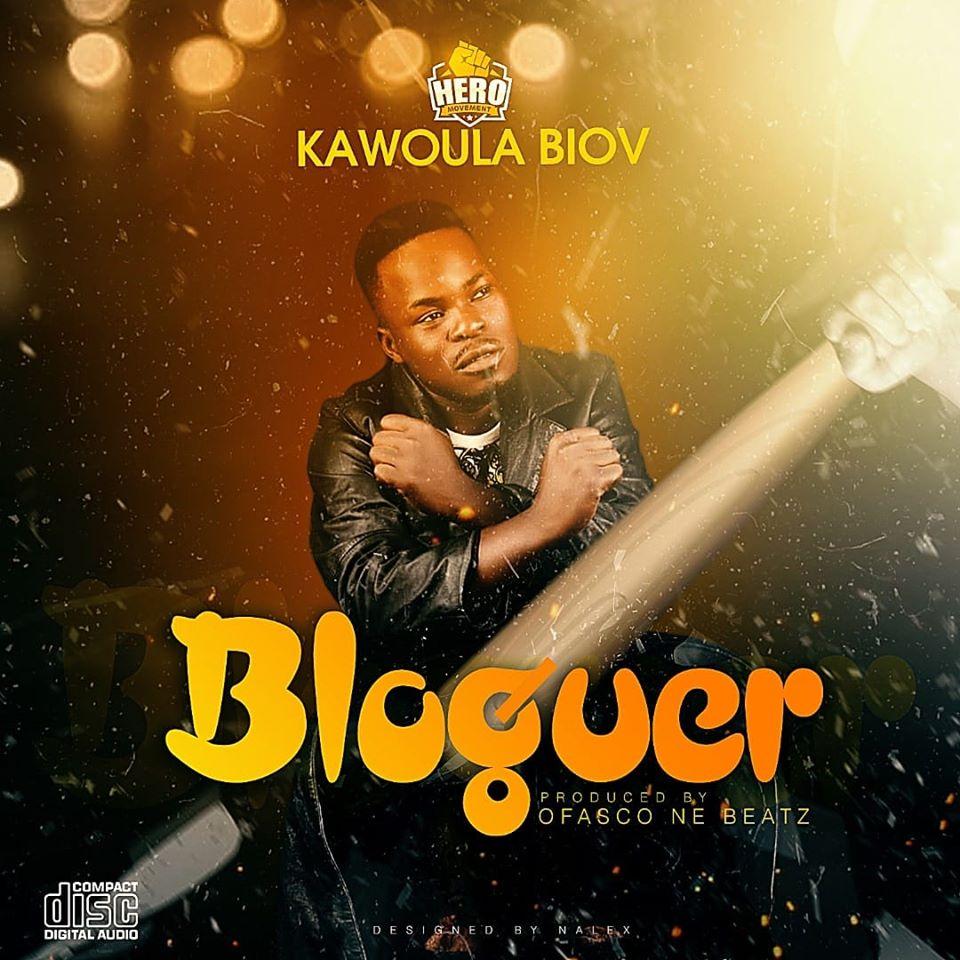 Kawoula Biov - Bloquer (Prod. By Ofasco Ne Beatz)