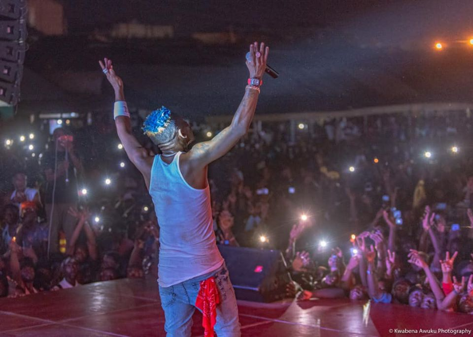 DOWNLOAD MP3 : Shatta Wale – Time No Deh