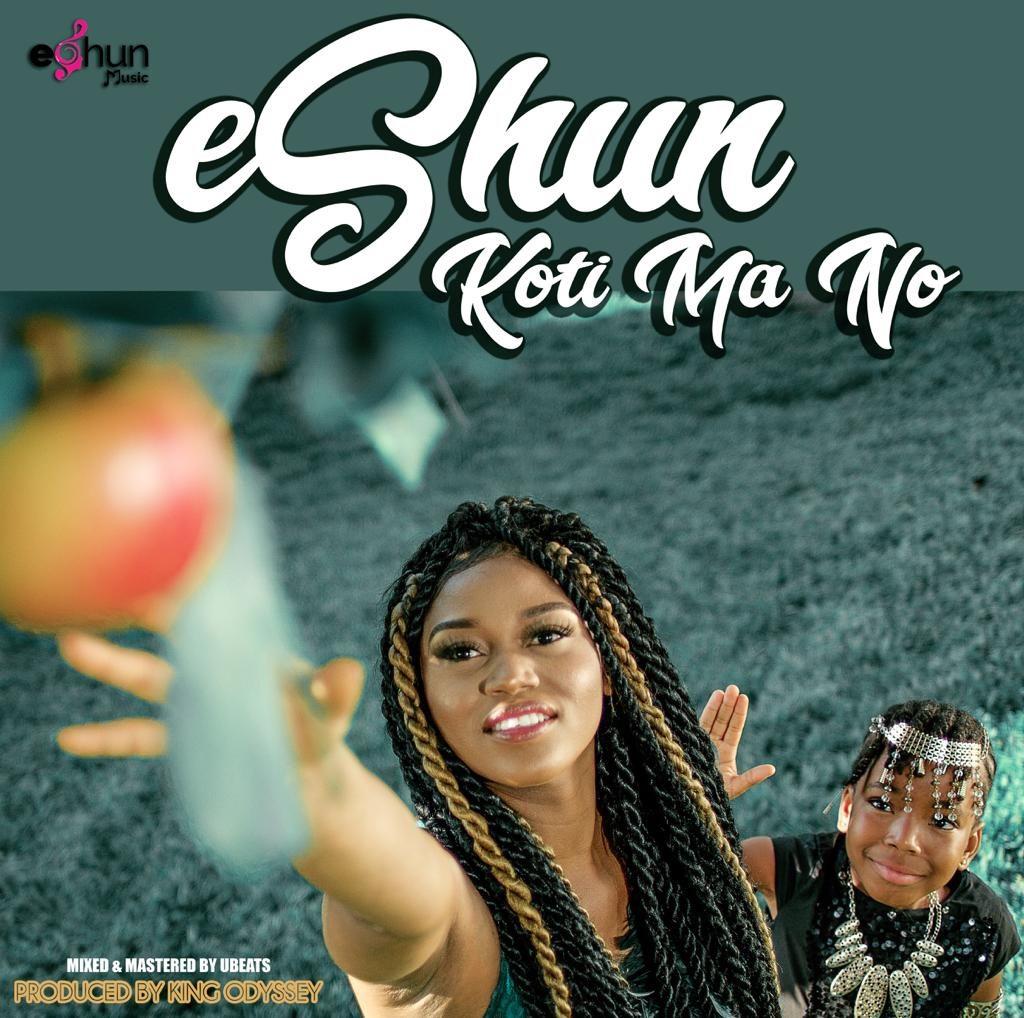 DOWNLOAD MP3 : eShun – Koti Ma No (Prod By King Odyssey)