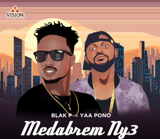 Blak P x Yaa Pono - Medabrem Ny3 (Prod. By Blak P)