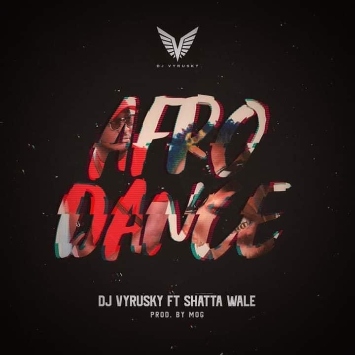 DOWNLOAD MP3 : DJ Vyrusky ft. Shatta Wale – Afro Dance