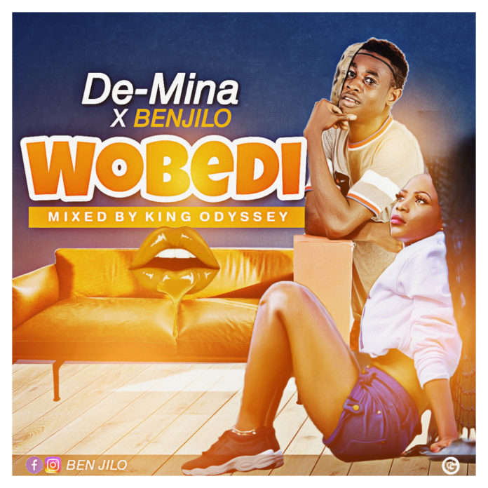 De-Mina x Benjilo - Wobedi (Mixed By King Odysey)