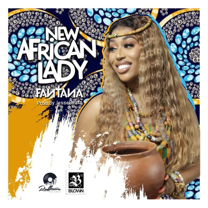 Fantana - New African Lady