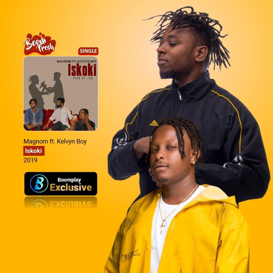 DOWNLOAD MP3 : Magnom ft. Kelvynboy – Iskoki
