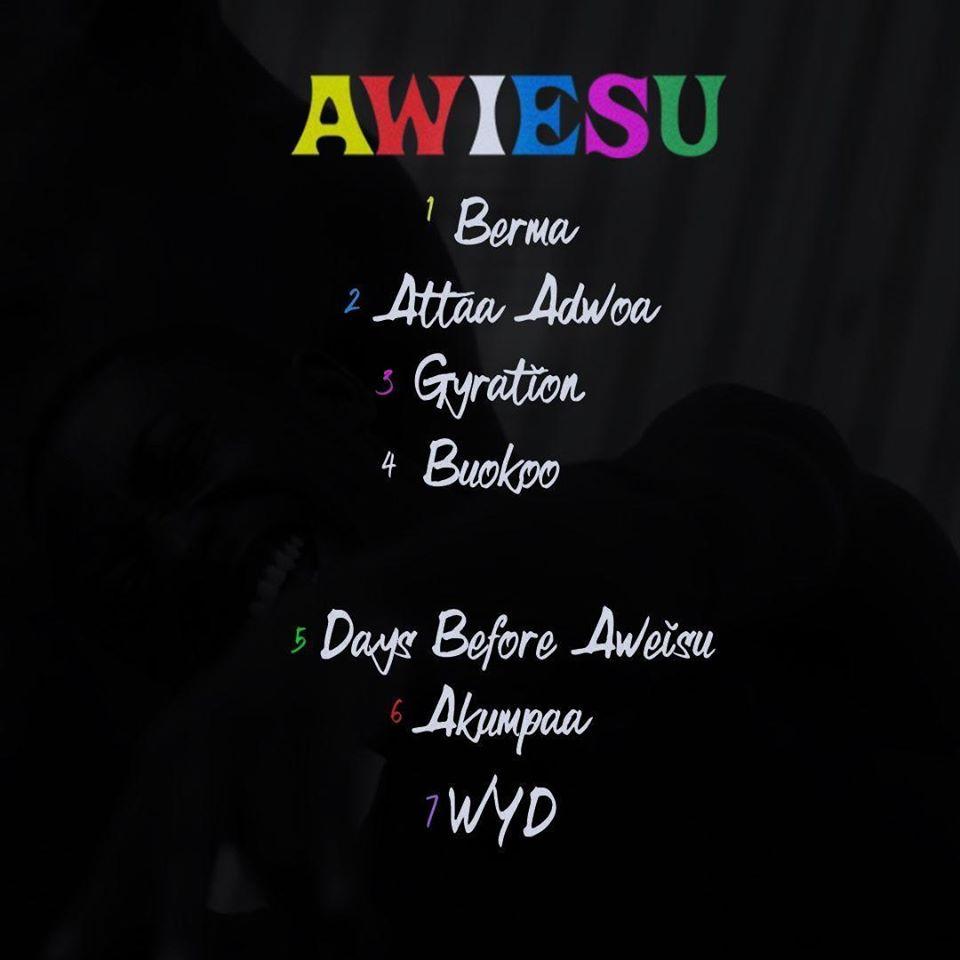 Bosom P-Yung - Days Before Awiesu
