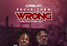 Cabum Ft Fameye - Prove Them Wrong