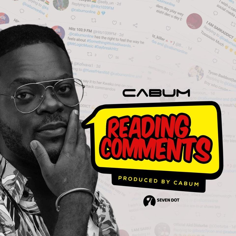 Cabum – Reading Comments