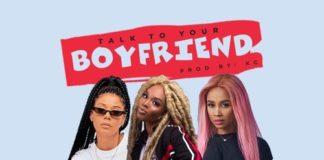 Enam Ft Sister Derby X T'neeya - Talk To Your Boyfriend