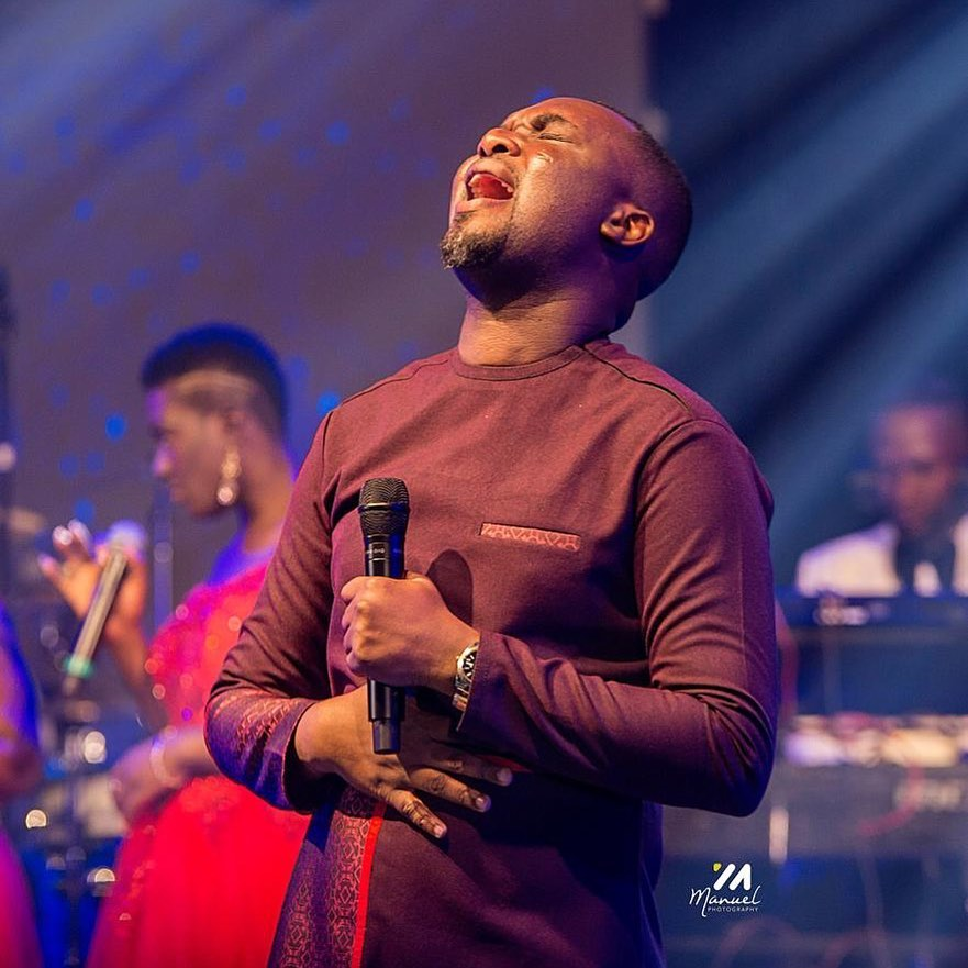 Joe Mettle ft Akosua Kyerematen - Spirit Move