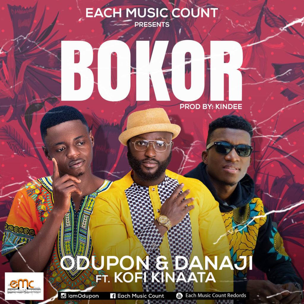 Kofi Kinaata x Odupon x Danaji - Bokor (Prod. By Kindee)