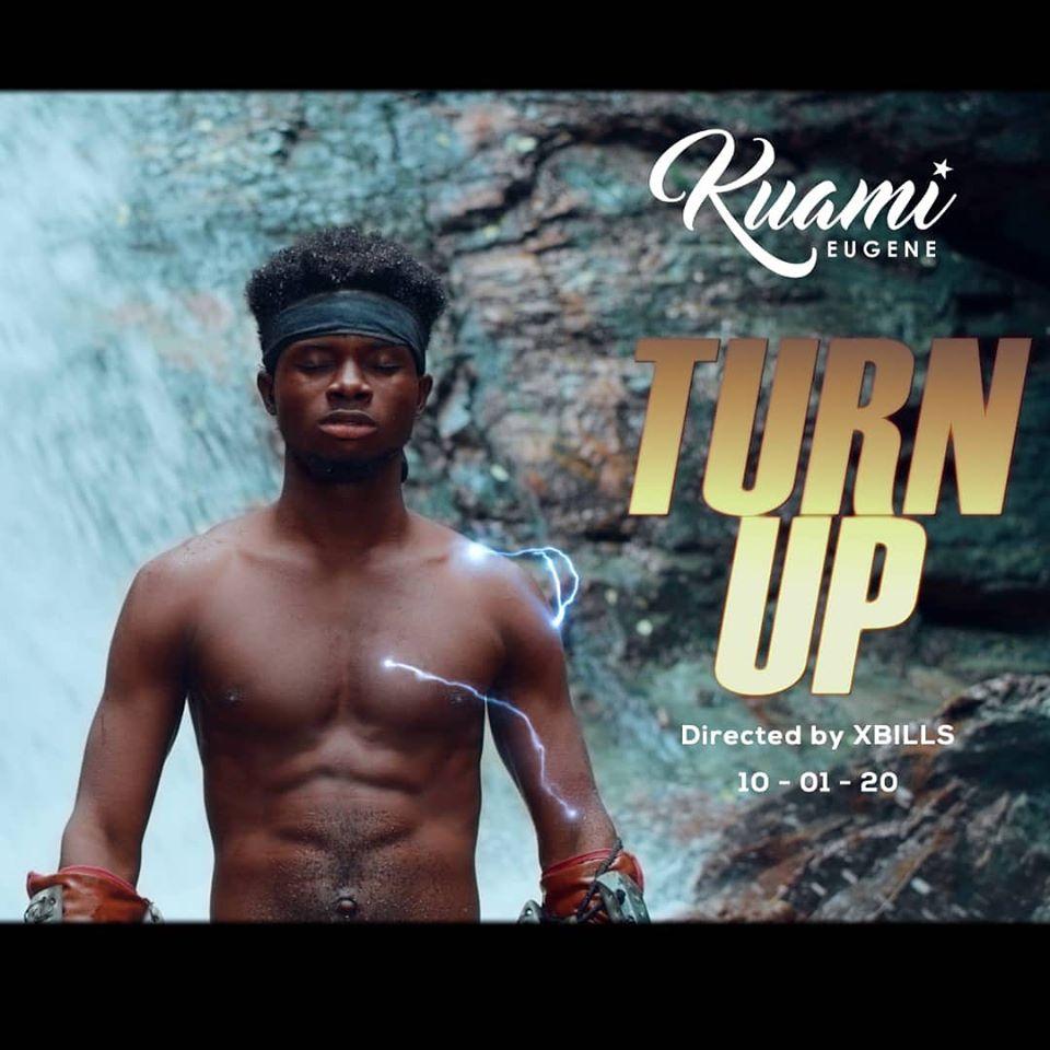 DOWNLOAD MP3 : Kuami Eugene – Turn Up - GhanaSongs.com - Ghana's Online  Music Downloads