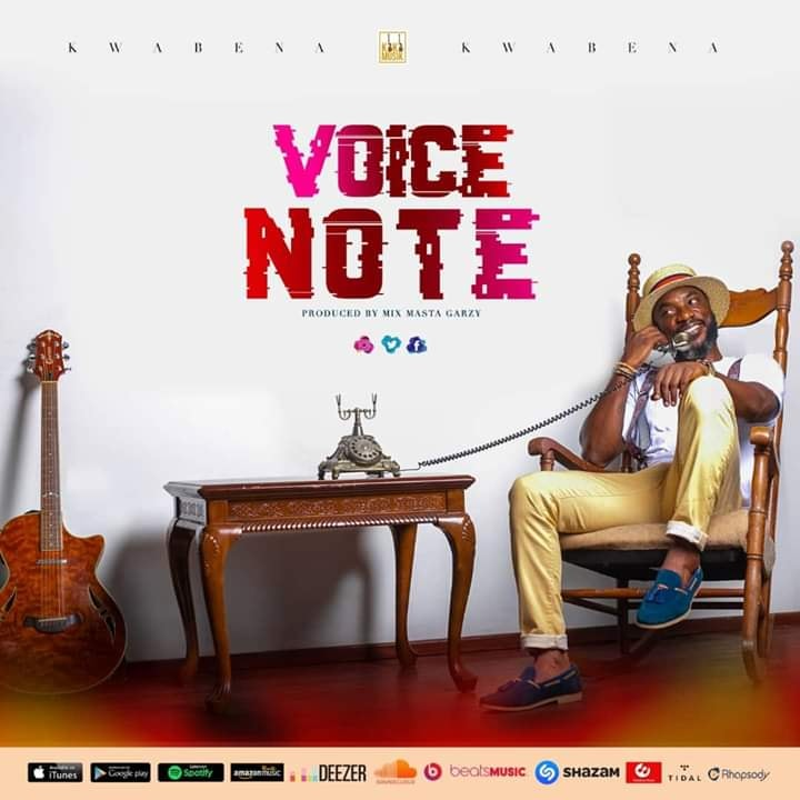 Kwabena Kwabena – Voice Note