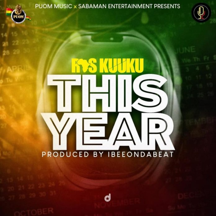 Ras Kuuku - This Year
