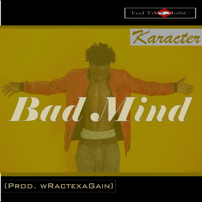 Trapstar - Bad Mind (Prod. By WRactexaGain)