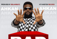 Ahkan - Bad Energy (Prod By Deelaw Beatz)