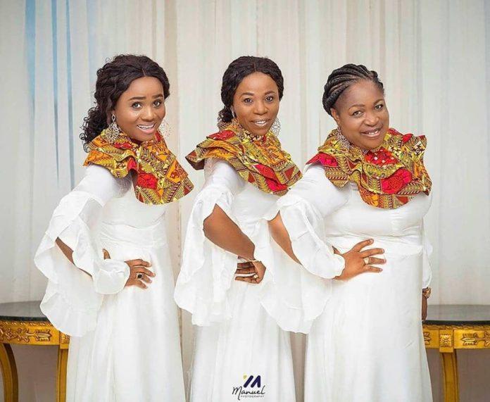 Daughters of Glorious Jesus - Y'aseda Dwom