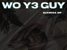 Quamina MP — Wo Y3 Guy