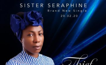 Sister Seraphine - Thief In The Night