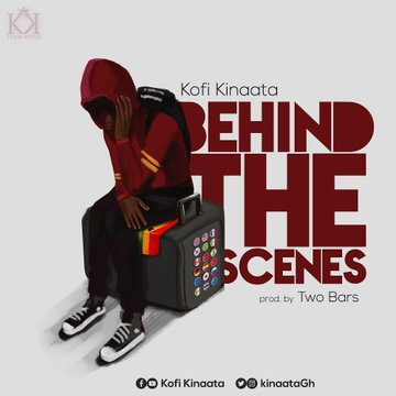 Kofi Kinaata – Behind The Scenes (Prod By TwoBars)