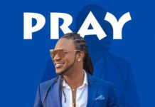 Prince Bright - Pray (Prod by The Way)
