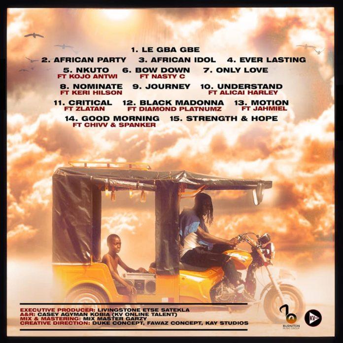 Stonebwoy ft. Kojo Antwi - Nkuto