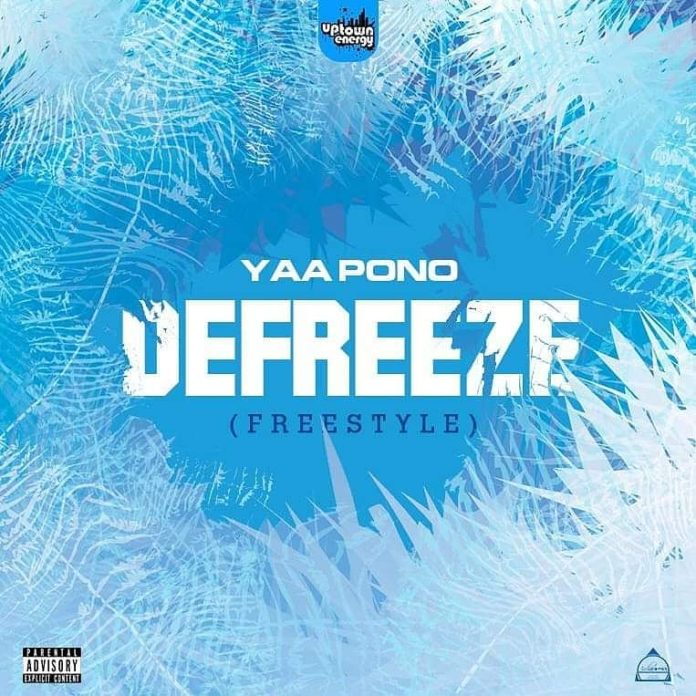 Yaa Pono - Defreeze Freestyle