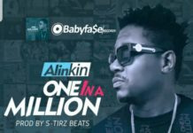 Alinkin - One in A Million (Prod By S-Tirz Beatz)