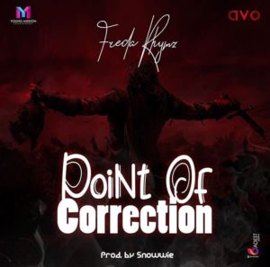 Freda Ryhmz - Point Of No Correction