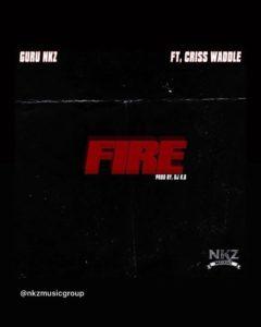 Guru ft. Criss Waddle - Fire