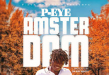 P-Eye - Amsterdam (Prod. By Dr Ray Beatz)